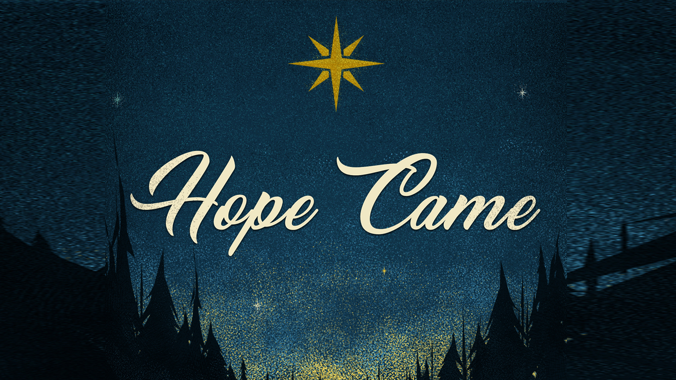 Hope Came | To Destroy The Works Of Darkness