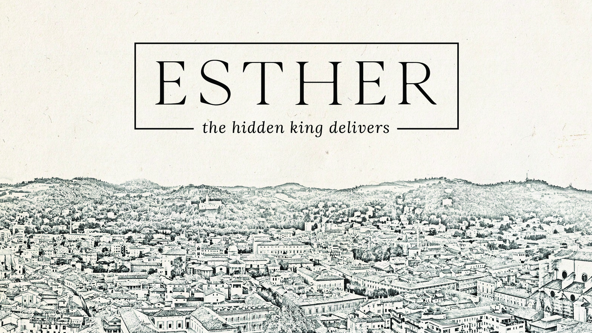 Reality And The Book Of Esther